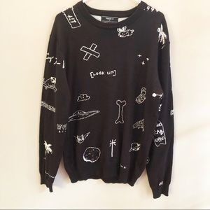 Alien 👽🛸 Graphic Sweater | Large